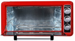 Мини-печь SATURN ST EC 1077 Red