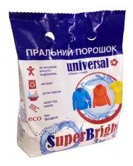 Стиральный порошок Super Bright универсальный 3 кг