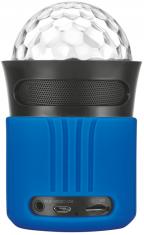 Портативная акустика TRUST Dixxo Go blue (21347)