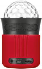 Портативная акустика TRUST Dixxo Go red (21346)