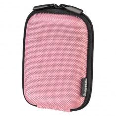 Сумка HAMA HardCase Colour 40G розовая
