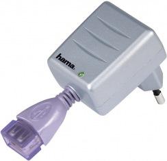 Зарядное устройство HAMA 14056 220В-USB