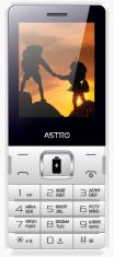 Мобильный телефон ASTRO B245 White
