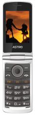 Мобильный телефон ASTRO A284 Black