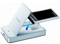 Аккумулятор с зарядным устройством Samsung EB-S1P5GNEMSTD White
