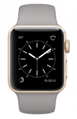 Смарт-часы Apple Watch S1 (MNNJ2) 38mm Gold/Concrete