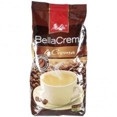 Кофе Melitta БеллаКрема ЛаКрема нат.в зернах,1 кг