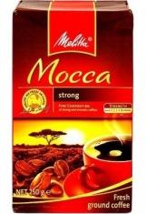 Кофе Melitta Кафе Мокка обжаренный молотый, 250 гр
