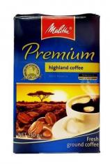 Кофе Melitta Кафе Премиум обжаренный молотый, 250 гр