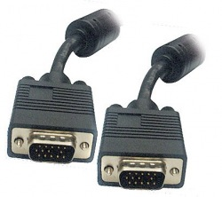 Кабель VGA-VGA 2m Viewcon VM015-2 HD15M/HD15M