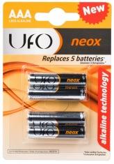 Батарейка UFO LR03 NEOX ААА 1x4 шт.