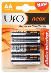 Батарейка UFO LR6 NEOX 1x4 шт.