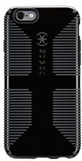 Чехол Speck iPhone 6 Grip Black/Slate Grey