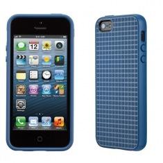 Чехол Speck iPhone 5 PixelSkin HD Harbor Blue