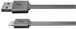 Кабель E-Power Lightning 0.75 м EP111DC black