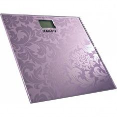 Весы SCARLETT SC 217 (розовые)
