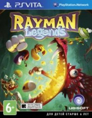 PS VT. Rayman Legends RUS