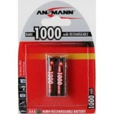Аккумулятор Ansmann AAA 1000mAh NiMh 2шт Global Line (R035012)
