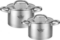 Набор посуды KRAUFF 26-242-013 Mastery 4 пр.
