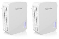Комплект адаптеров Powerline TENDA P1000-KIT 1GBit