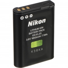 Аккумулятор Nikon EN-EL23 (VFB11702)