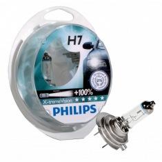 Лампа галогенная Philips H7 X-treme VISION