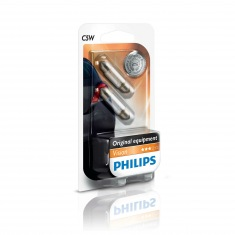 Лампа накаливания Philips C5W 12844B2