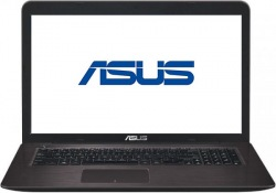 Ноутбук ASUS X756UQ-T4255D Dark Brown (90NB0C31-M03020)