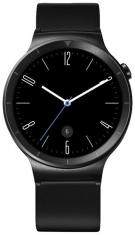 Смарт-часы Huawei Watch Black Leather