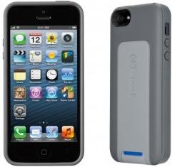 Чехол Speck iPhone 5 SmartFlex Grey/Cobalt Blue