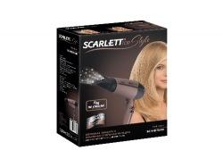 Фен  SCARLETT SC HD 70I08 (black)
