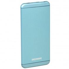 Универсальная мобильная батарея GreenWave PB-AL-10000 Blue