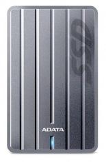 Накопитель SSD 256GB A-DATA SC660H Titanium USB 3.1 (ASC660H-256GU3-CTI)