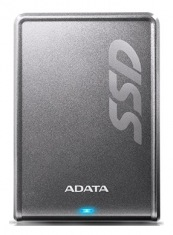Накопитель SSD 256GB A-DATA SV620H Titanium USB 3.1 (ASV620H-256GU3-CTI)