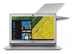 Ноутбук Acer Swift 3 SF314-51-52CM Silver (NX.GKBE
