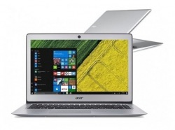 Ноутбук Acer Swift 3 SF314-51-36P2 Silver (NX.GKBE