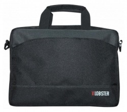 "Сумка для ноутбука 14"" Lobster Grey/Black (LBS14T2BP)"