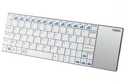 Клавиатура RAPOO E2700 белая