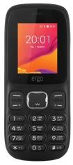Мобильный телефон ERGO F180 Start Dual Sim Black