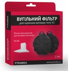 Фильтр угольный  KS60 (Pyramida)