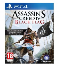 Игра для PS4 Assassin's Creed IV: Black Flag (PS4)