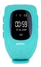 Часы детские ATRIX Smartwatch iQ300 GPS blue