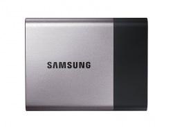Накопитель SSD 1TB Samsung Portable SSD T3 USB 3.1 (MU-PT1T0B/WW)