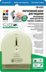 Чистящий CW портативный набор для ноутбуков CW-6207