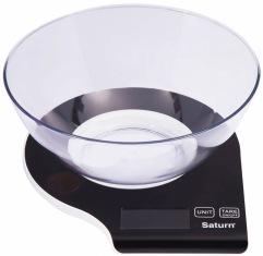 Кухонные весы электронные Saturn ST-KS7803