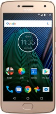 Смартфон MOTOROLA Moto G5 PLUS (XT1685) 32GB Gold