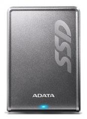 Накопитель SSD 512GB AData SV620H USB 3.1 Titanium