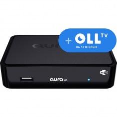 Медиаплеер AURA HD WiFi OLL.TV