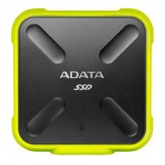 Накопитель SSD 1TB AData SD700 USB 3.1 Yellow