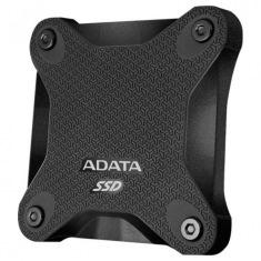 Накопитель SSD 256GB AData SD600 USB 3.1 Black
